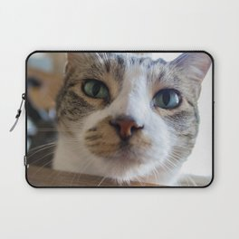 Kiko the Cat Laptop Sleeve