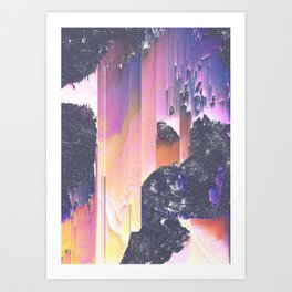HELIUM Art Print