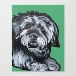 Biscuit Canvas Print