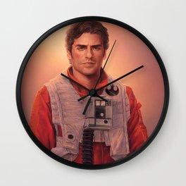 dameron. Wall Clock