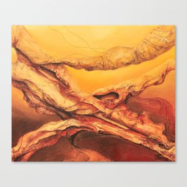 earthlayers Canvas Print