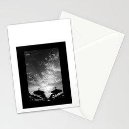 Sky  Explosion Stationery Cards
