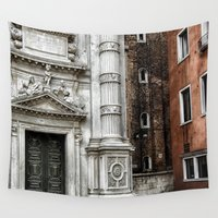 industrial Wall Tapestries featuring Industrial Chic Architecture by Elliott's Location Photography