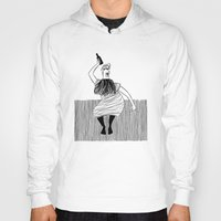 alcohol Hoodies featuring Alcohol by Michael Tuck