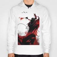spawn Hoodies featuring Spawn by Scofield Designs
