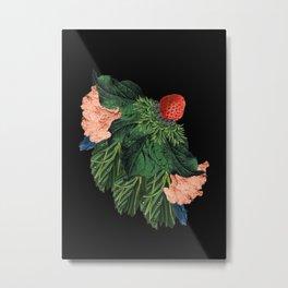 Mia Flore Metal Print
