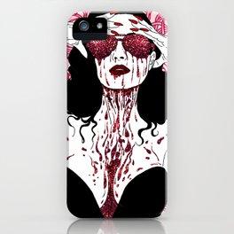 Scarlet Dita iPhone Case