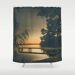 My own summer Shower Curtain