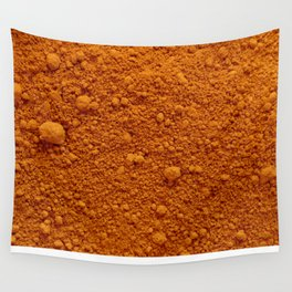 Naranja Absoluto Wall Tapestry