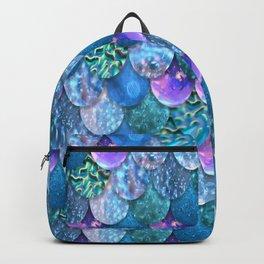 Sparkley Mermaid Tail Backpack