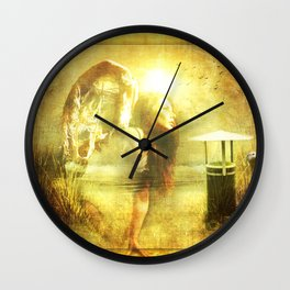 Angel Spirit Wall Clock