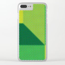 N Dot Clear iPhone Case