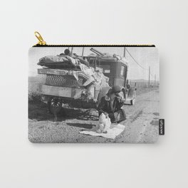 Tracy, California 1937 Carry-All Pouch