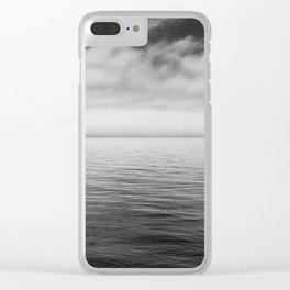PC3 Clear iPhone Case