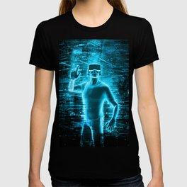 Virtual Reality User T-shirt