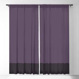Deeper Lavender Dream - Color Therapy Blackout Curtain