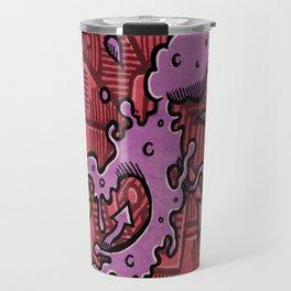 Graffiti Breath Travel Mug