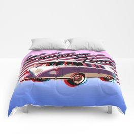 Retro Summer Time Comforters