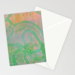Abstract No. 606 Stationery Cards