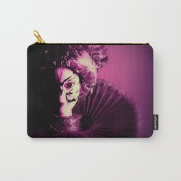 Purple Party Carry-All Pouch