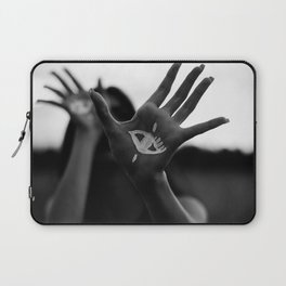 Seeing is Touching - Wide Laptop Sleeve
