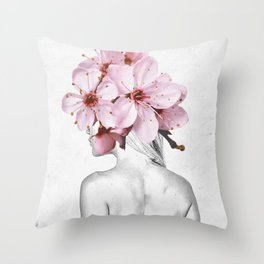 Hungry For More Throw Pillow