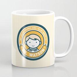 Cute John Watson - Orange Coffee Mug