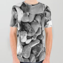 Wisdom of Rocks 1 All Over Graphic Tee