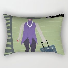 Arrival Rectangular Pillow