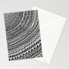 Black Pulse o1. Stationery Cards