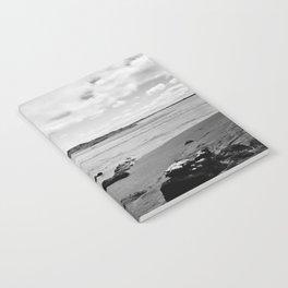 Beach - New Zealand South Coast Notebook