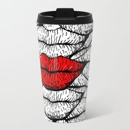 A Bunch of Kisses Travel Mug