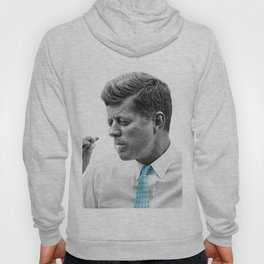 John F Kennedy Smoking Hoody