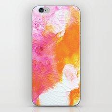 Orange Wings iPhone & iPod Skin