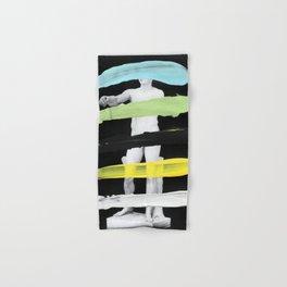 Untitled (Finger Paint 8) Hand & Bath Towel