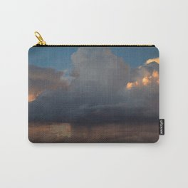 Clearing Summer Storm - San Rafael Reef, Utah Carry-All Pouch