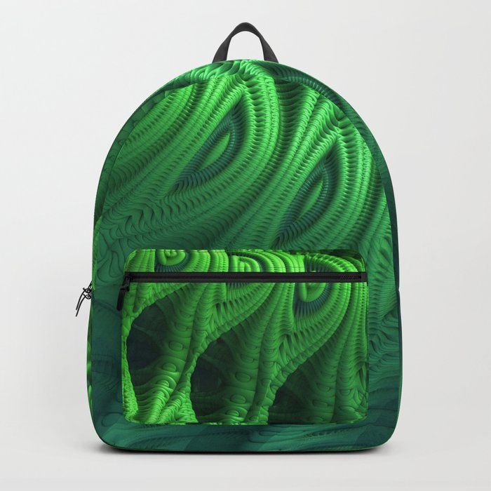 In Space, No One Can Hear You Scream Backpack
