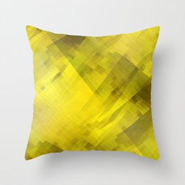 Amber Light Throw Pillow