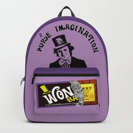 Willy Wonka's Pure Imagination Backpack