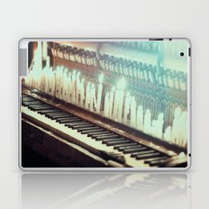 The sounds of ghosts Laptop & iPad Skin