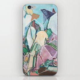 Coral Diadems iPhone Skin