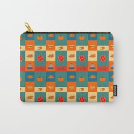 Dinner pattern Carry-All Pouch