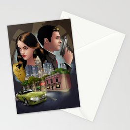 Fitzsimmons - Undercover Stationery Cards
