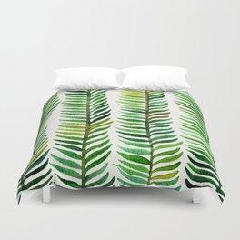 Seaweed Duvet Cover