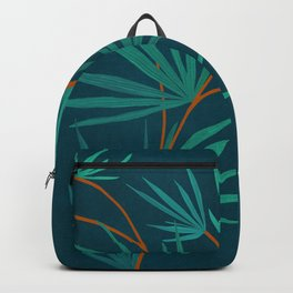 Night Palm / Night Scene Series Backpack