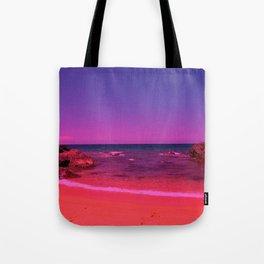Fantasy beach 2 Tote Bag