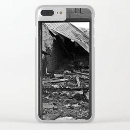 Doorway II Clear iPhone Case