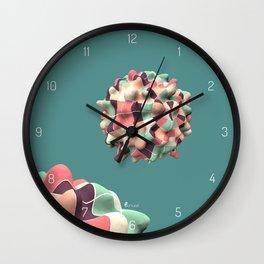 REACH Wall Clock