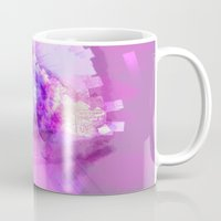 minerals Mugs featuring The Taste of Minerals  by Dull Work