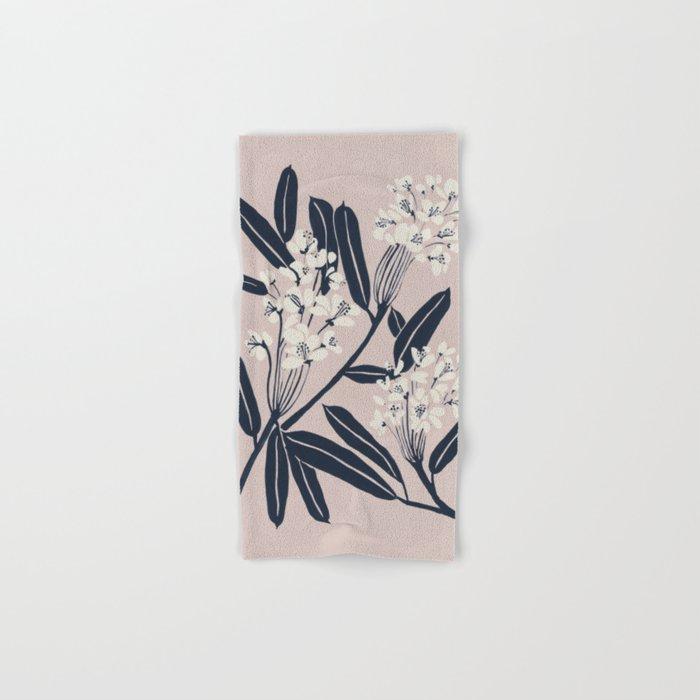 Boho Botanica Hand & Bath Towel